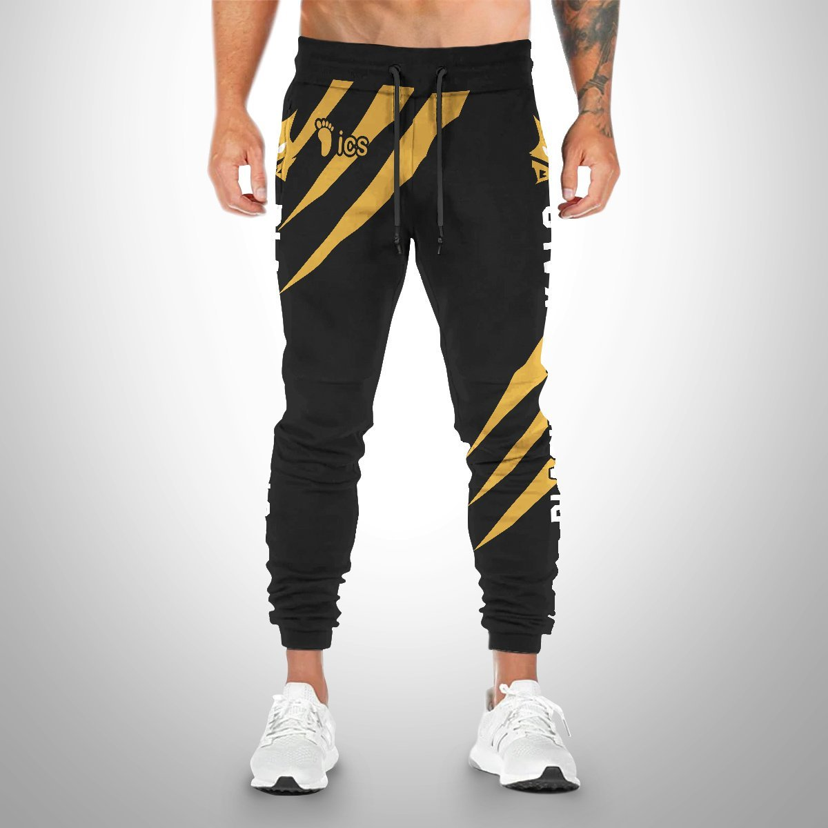 msby black jackals jogger pants 605687 - Otaku Treat
