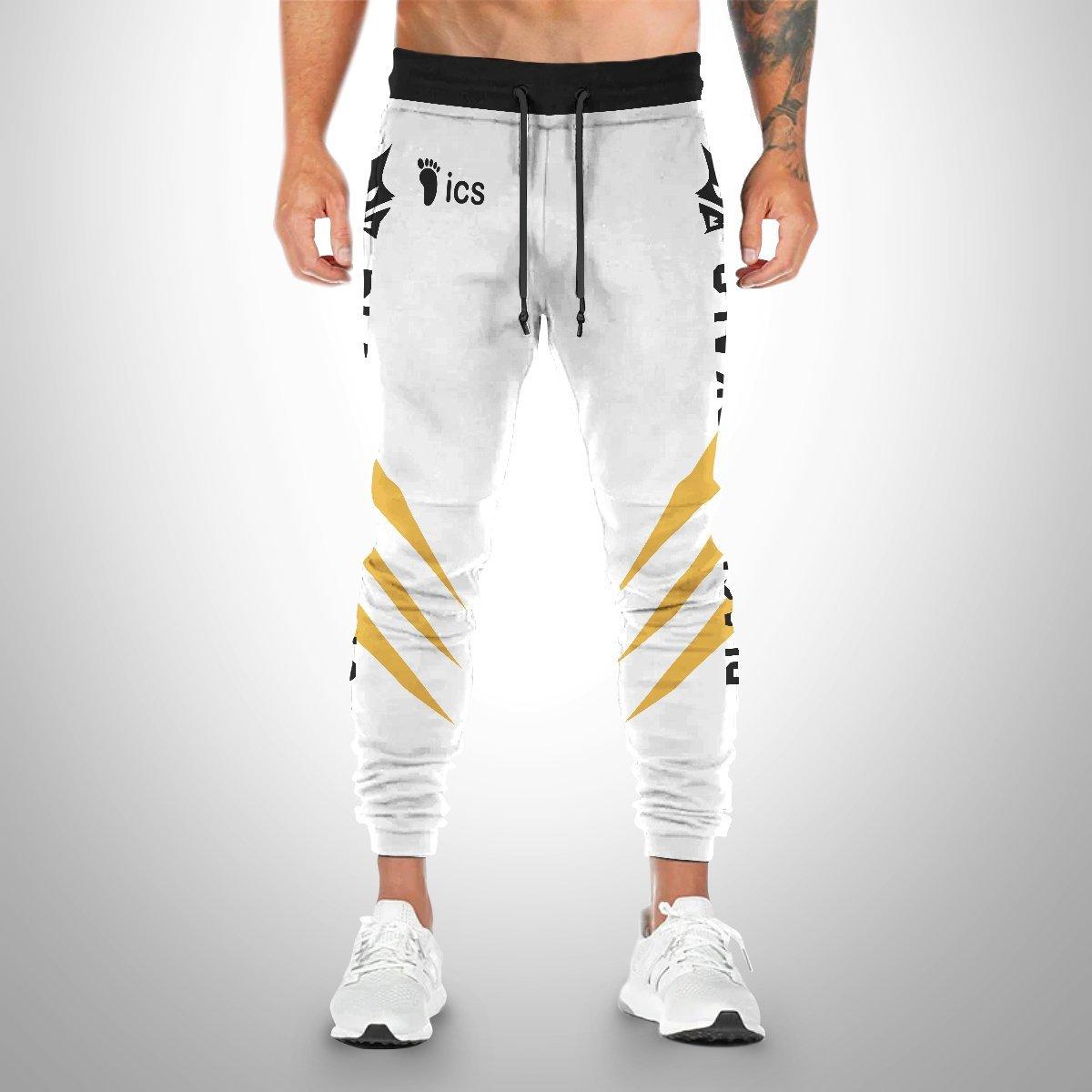 msby black jackals libero jogger pants 311521 - Otaku Treat