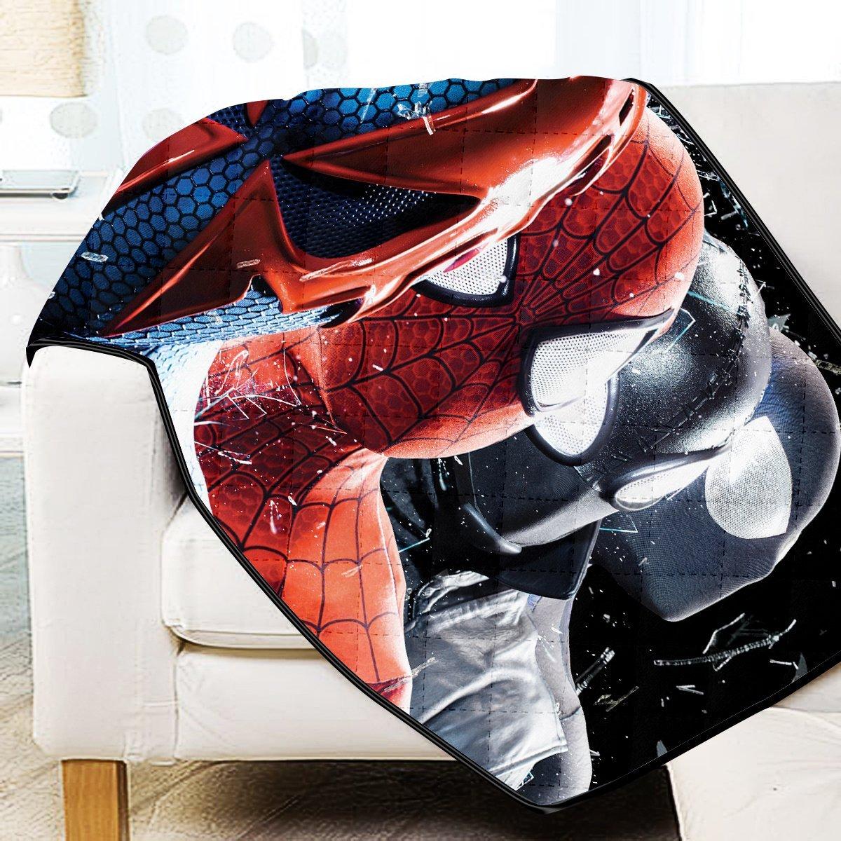 Multiverse Spider-man Quilt Blanket Official Merch FDM3009 Twin Official Otaku Treat Merch