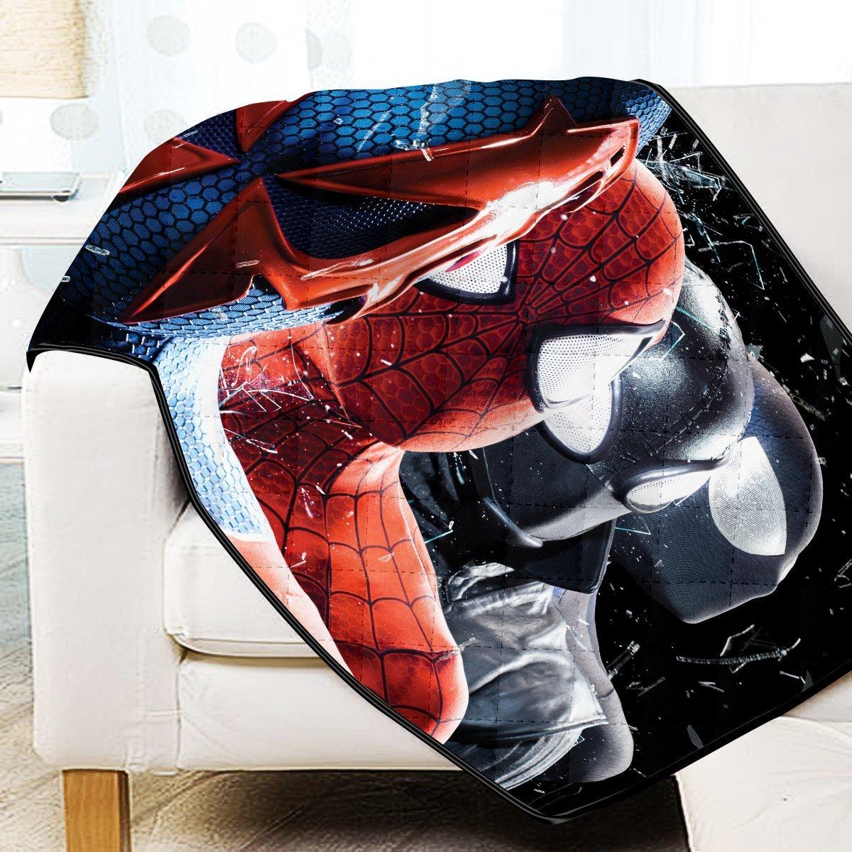 Multiverse Spider-man - Signed Quilt Blanket Official Merch FDM3009 Twin Official Otaku Treat Merch