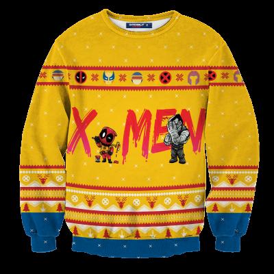 Mutants Unisex Wool Sweater FDM0310 S Official Otaku Treat Merch