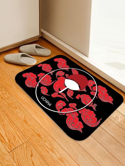 Noble Uchiha Carpet/Rug Official Merch FDM3009 Rectangle / S Official Otaku Treat Merch