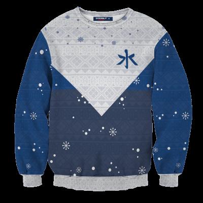 Personalized Mizukage Unisex Wool Sweater FDM0310 S Official Otaku Treat Merch
