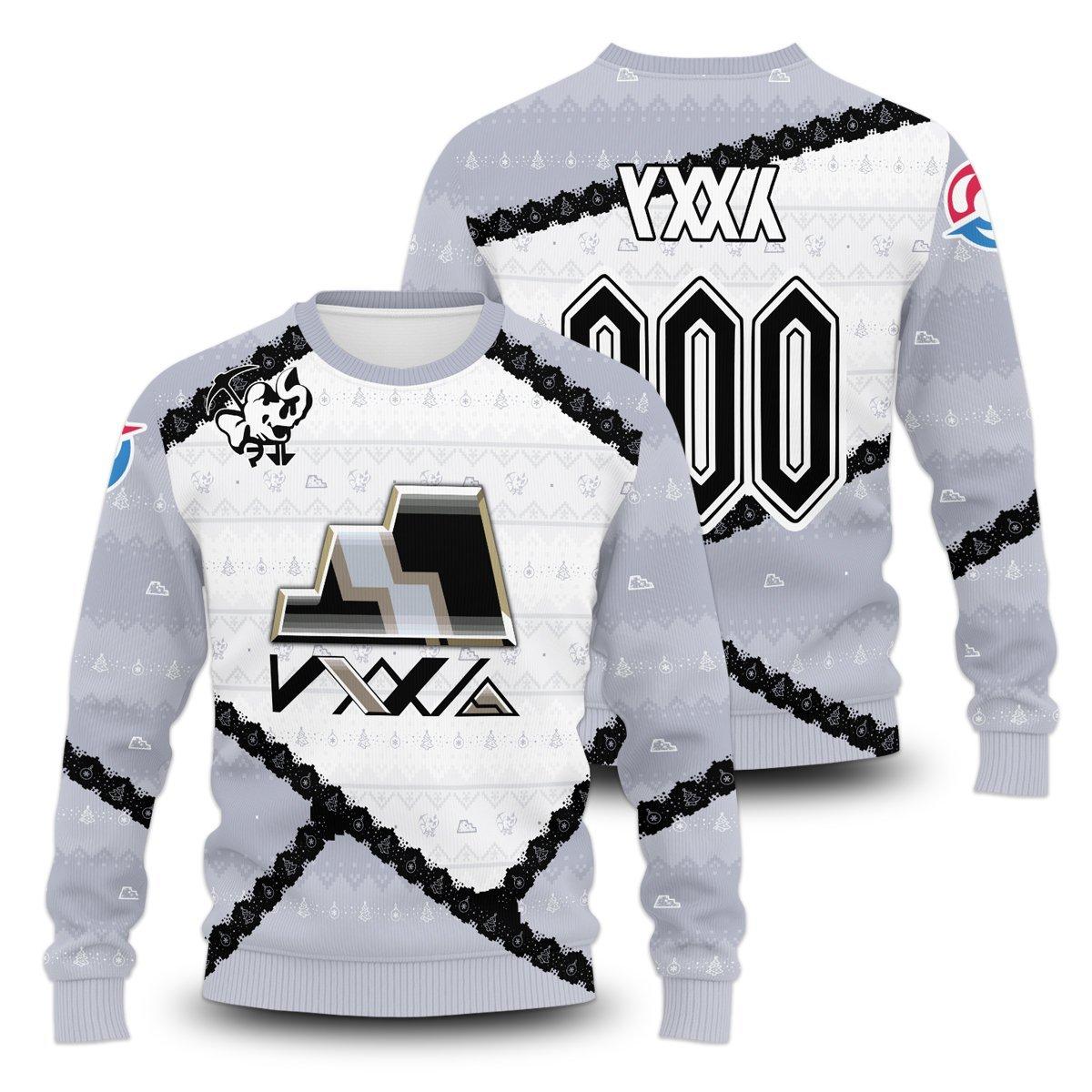 Personalized Pokemon Rock Uniform Unisex Wool Sweater FDM0310 S Official Otaku Treat Merch