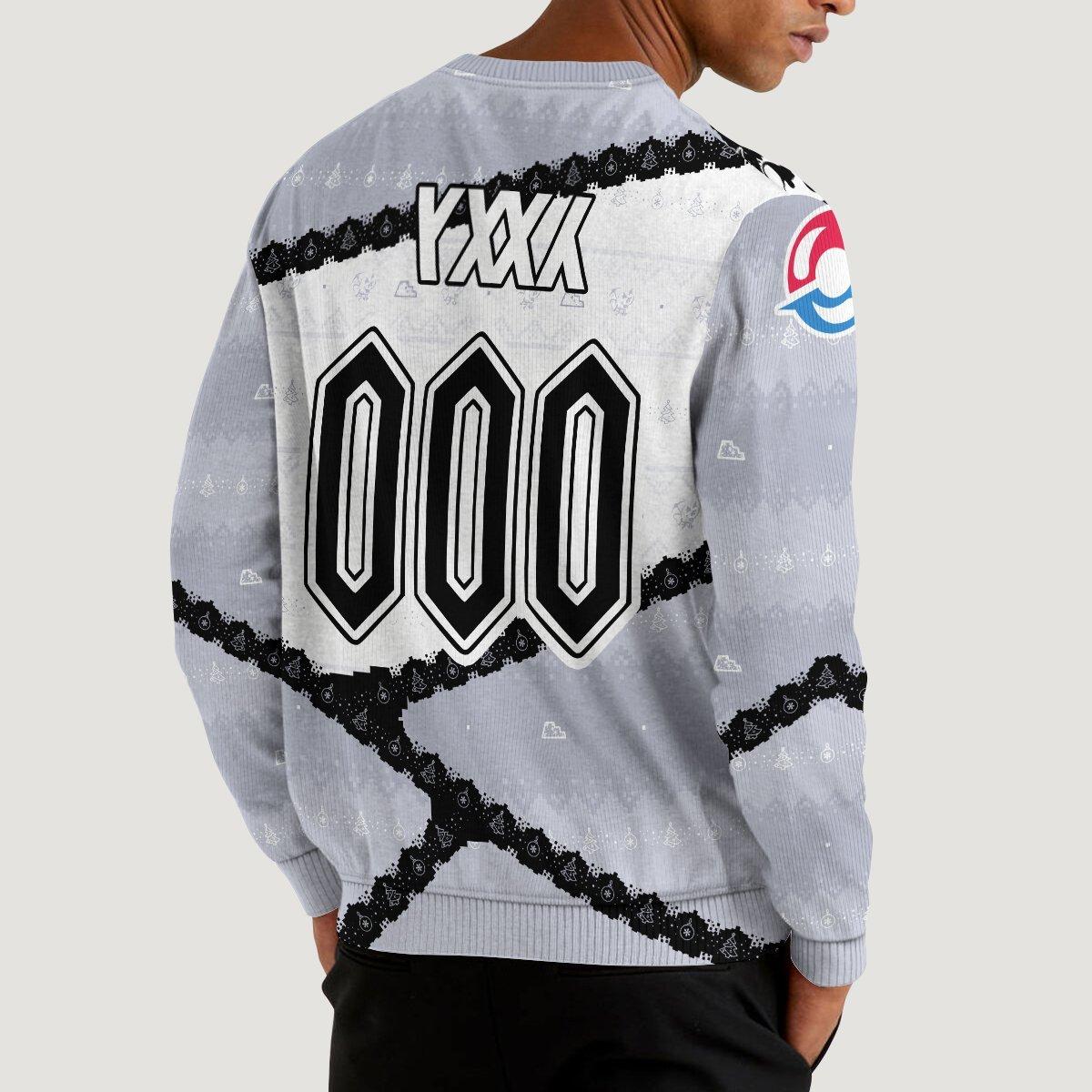 personalized pokemon rock uniform unisex wool sweater 708892 - Otaku Treat