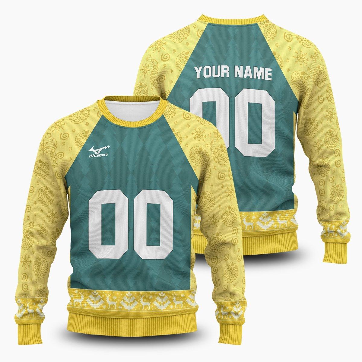 Personalized Team Nohebi Unisex Wool Sweater FDM0310 S Official Otaku Treat Merch