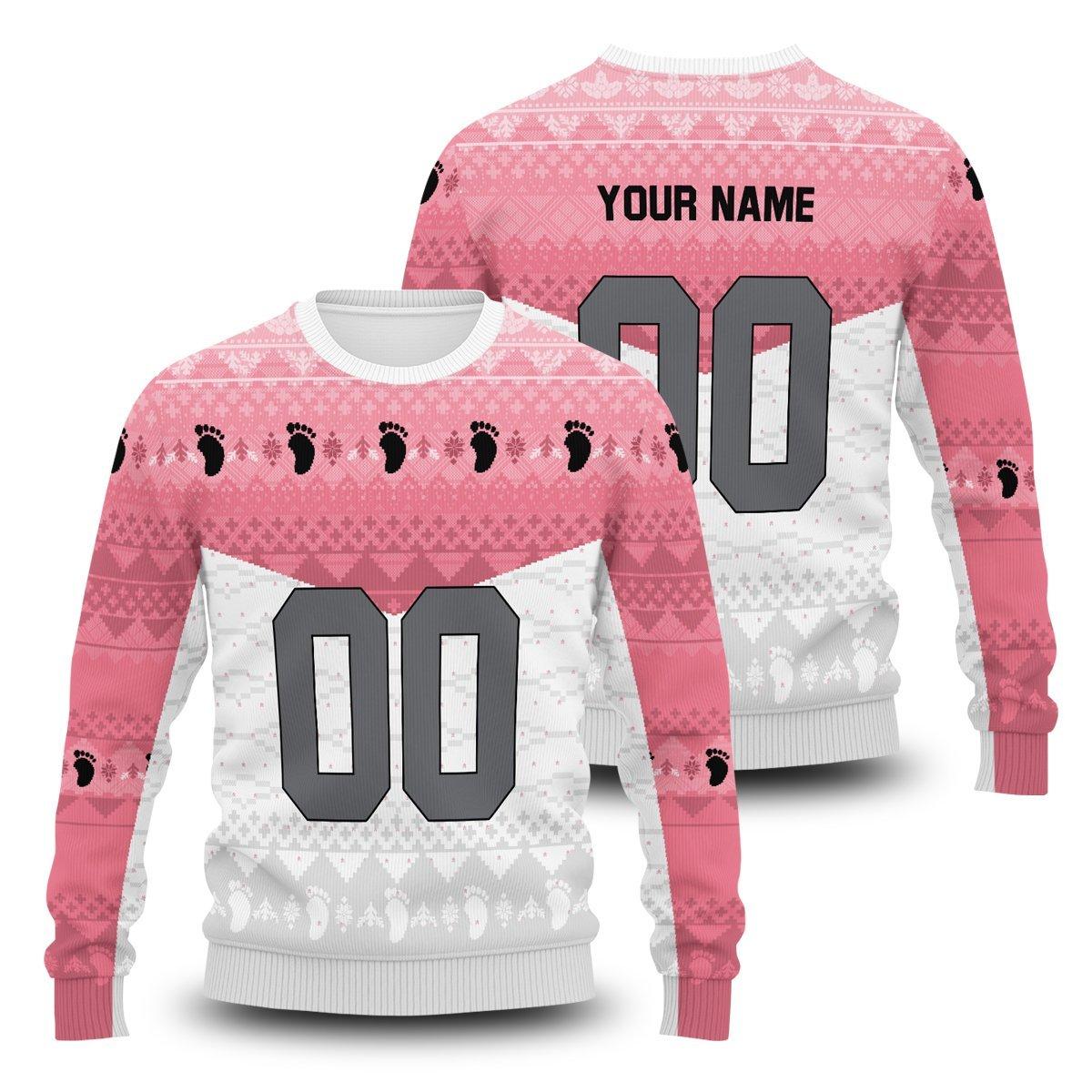 Personalized Team Wakutani Unisex Wool Sweater FDM0310 S Official Otaku Treat Merch