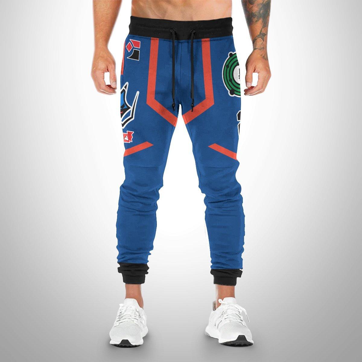 pokemon dragon uniform jogger pants 425878 - Otaku Treat