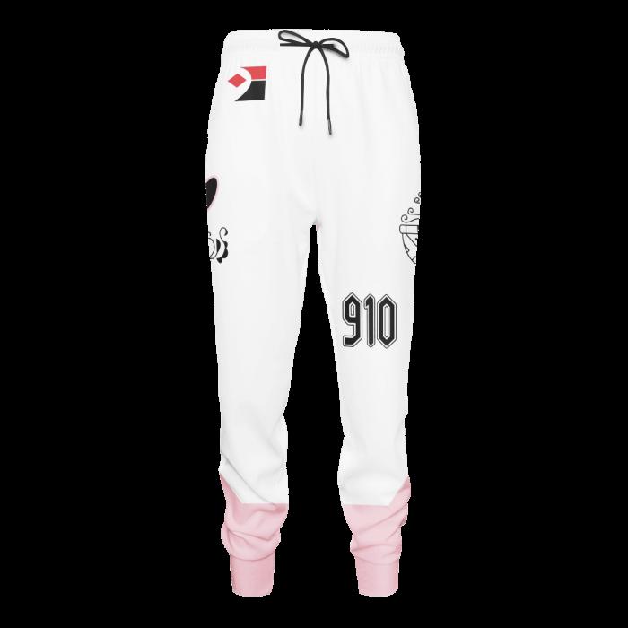 Pokemon Fairy Uniform Jogger Pants Official Merch FDM3009 S Official Otaku Treat Merch