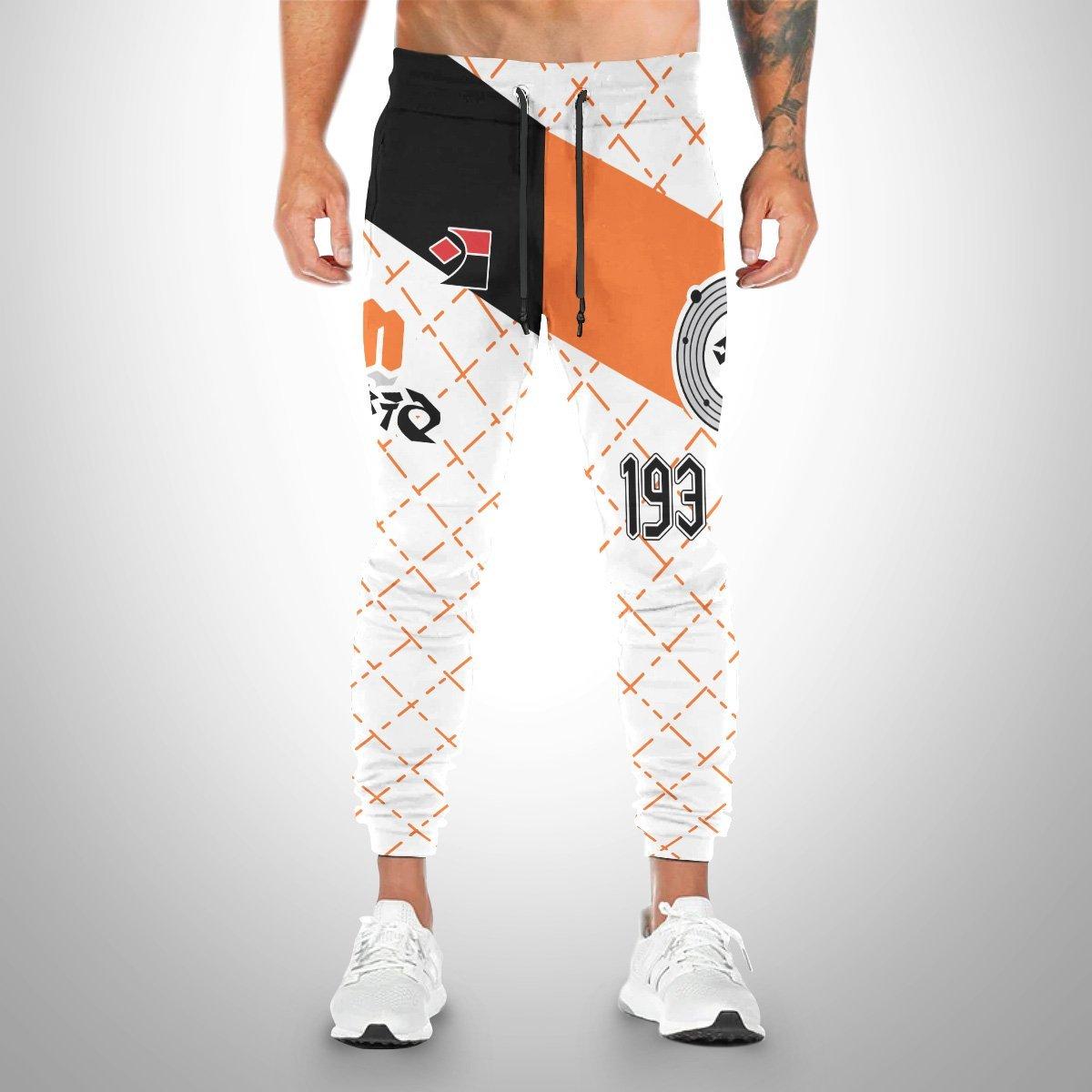 pokemon fighting uniform jogger pants 298229 - Otaku Treat