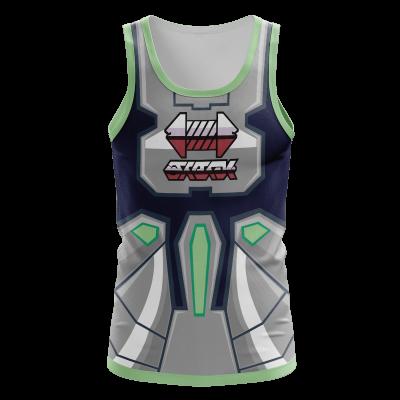 Pokemon Steel Uniform Unisex Tank Tops Official Merch FDM3009 S Official Otaku Treat Merch