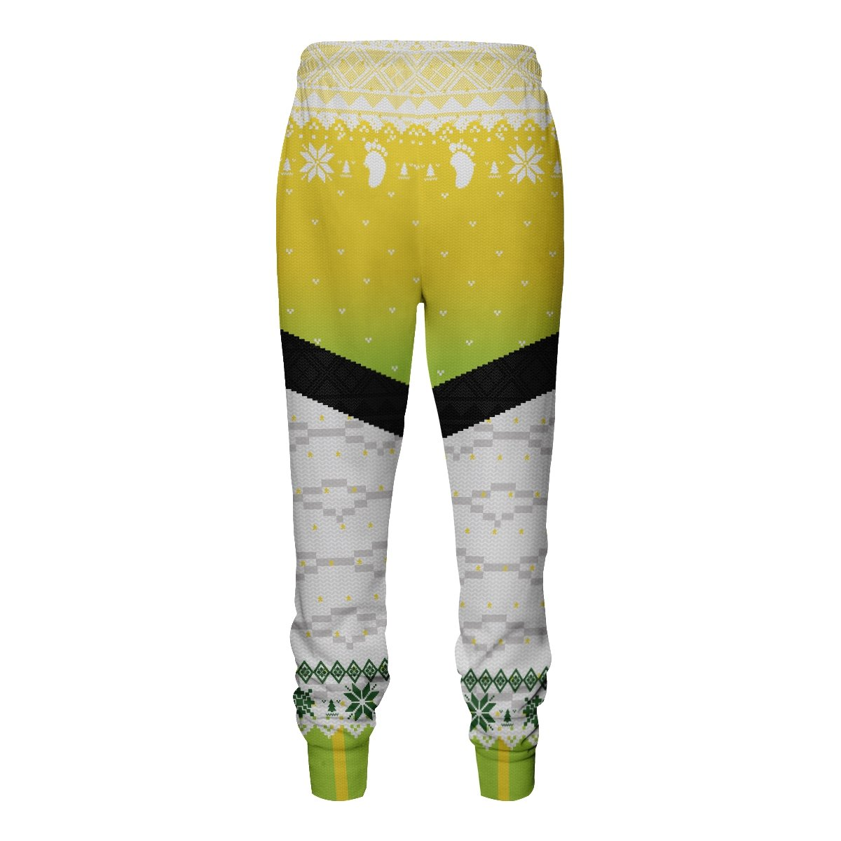 team itachiyama christmas jogger pants 251022 - Otaku Treat