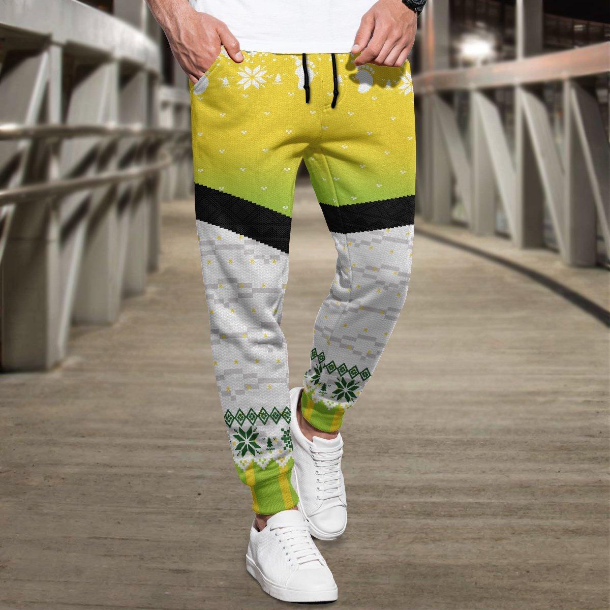team itachiyama christmas jogger pants 670496 - Otaku Treat