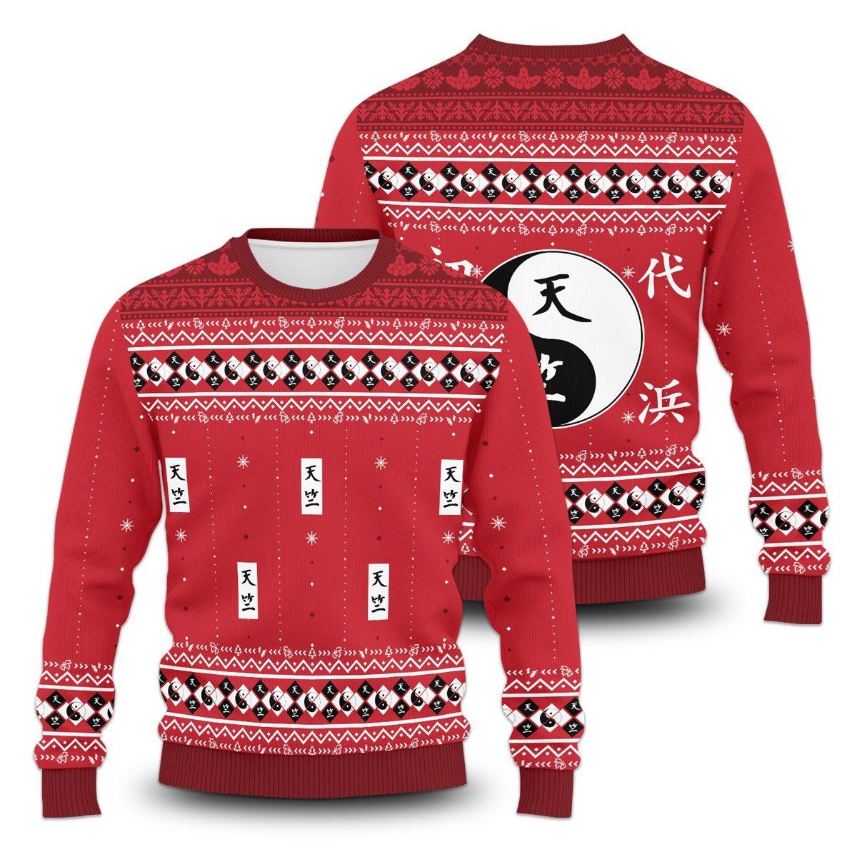 Tenjiku Xmas Unisex Wool Sweater FDM0310 S Official Otaku Treat Merch